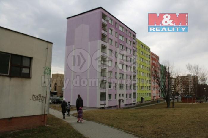 Pronájem, byt 4+1, Olomouc