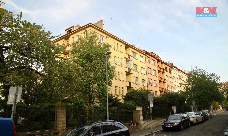 Prodej, byt 2+kk, 64 m2, Praha 4 - Nusle, ul. 5. května