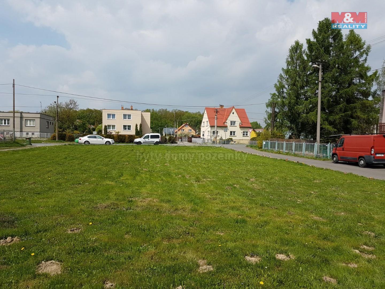 Prodej, stavební pozemek, 1329 m2, Šenov, ul. Spodní