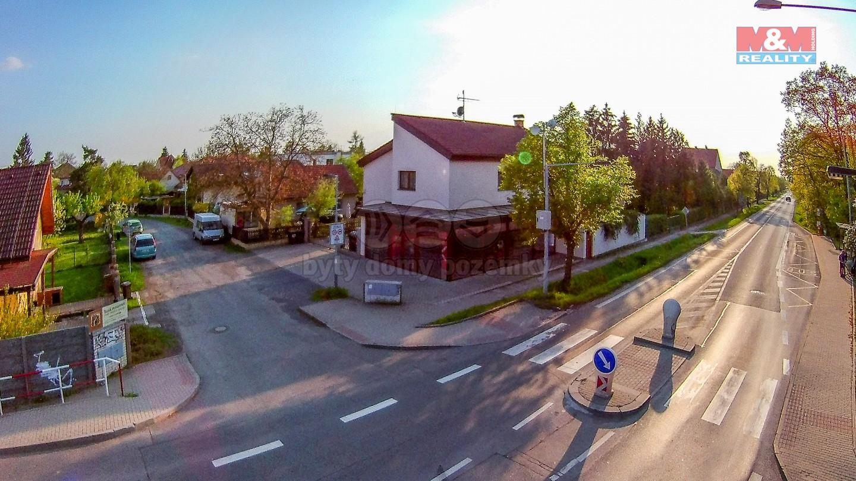 Pronájem, obchodní prostor 131 m2, Praha - Újezd nad Lesy