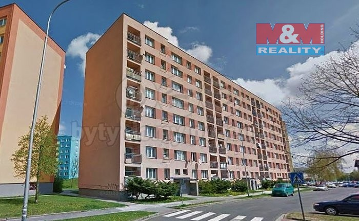 Pronájem, byt 3+1, 80 m2, Ostrava - Dubina, ul. F. Formana