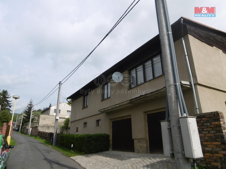 Prodej, rodinný dům, 192 m2, Lom, ul. Lesní