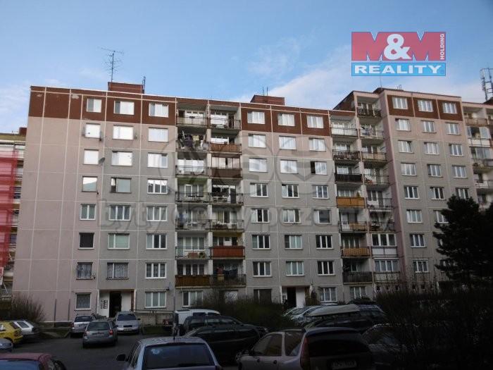 Prodej, byt 4+1, 83 m2+ lodžie, Plzeň, ul. Strážnická