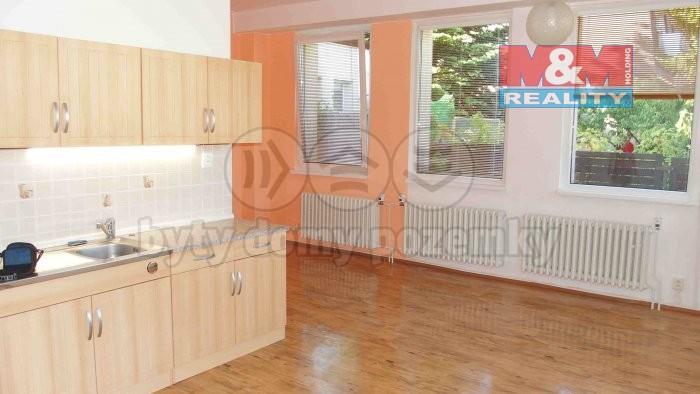 Pronájem, byt 1+kk, 40 m2, Liberec, ul. Jáchymovská