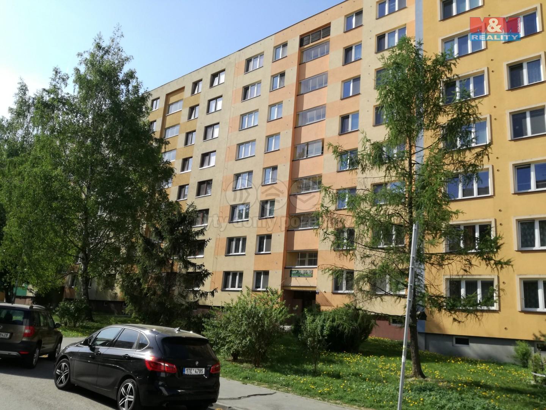 Pronájem, byt 3+1, 80 m2, Ostrava, ul. J. Brabce