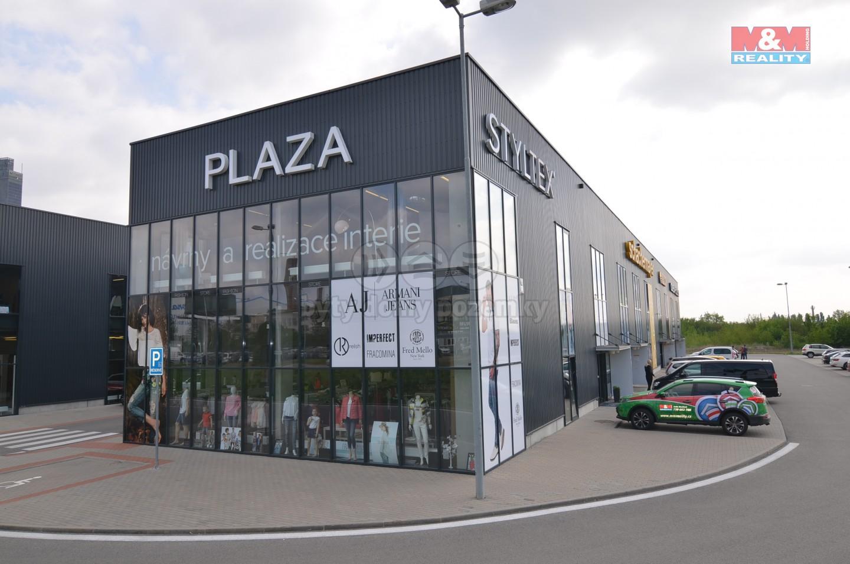 Pronájem, obchodní prostory, 210 m2, Brno, ul. Heršpická