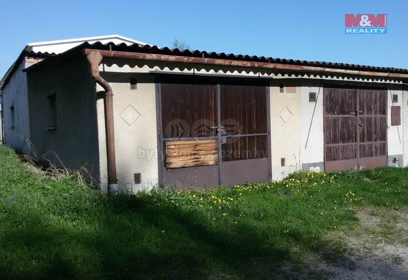 Prodej, garáž, 26 m2, Libina
