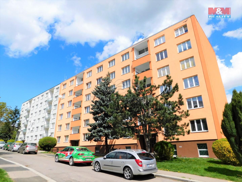 Prodej, byt 2+1, 52 m2, OV, Karlovy Vary, ul. Lomená