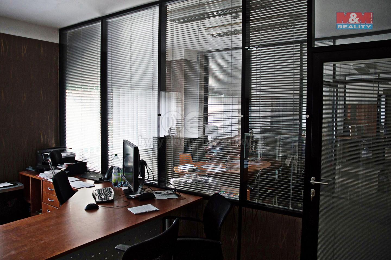 Pronájem, kancelářské prostory, 243 m2, Brno, Hněvkovského