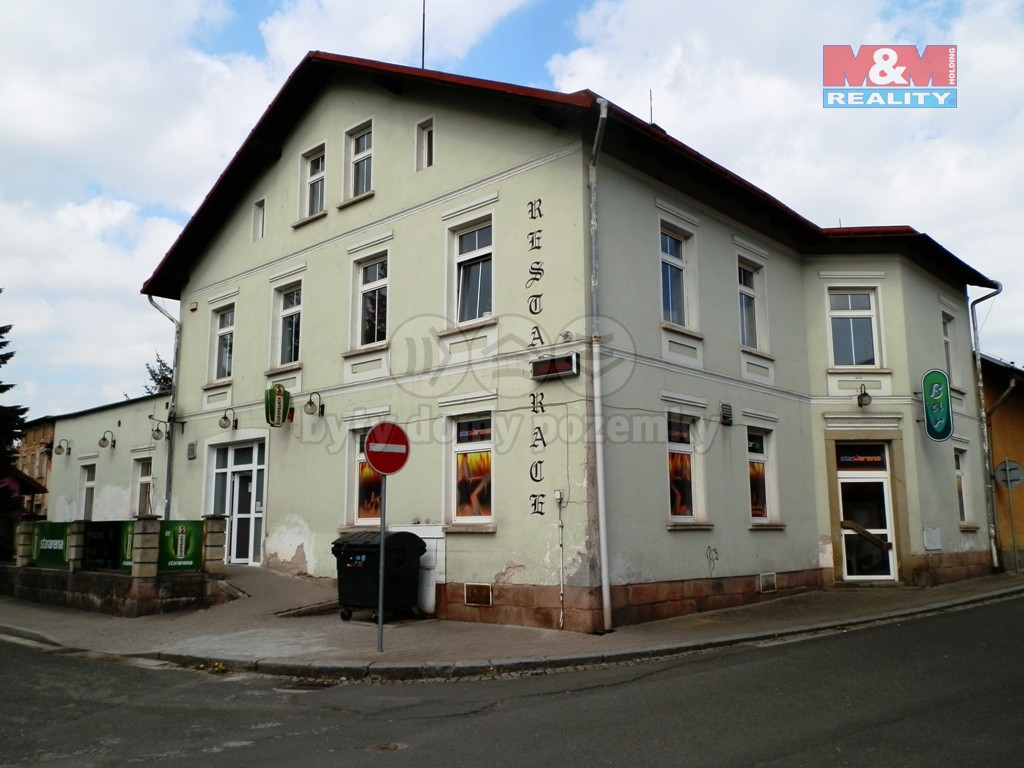 Prodej, restaurace, Trutnov, ul. Kožešnická