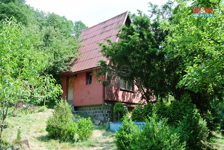 Prodej, chata 2+1, 45 m2, Hlubočky
