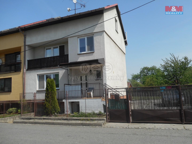 Prodej, rodinný dům, Prosenice, ul. Zahradní