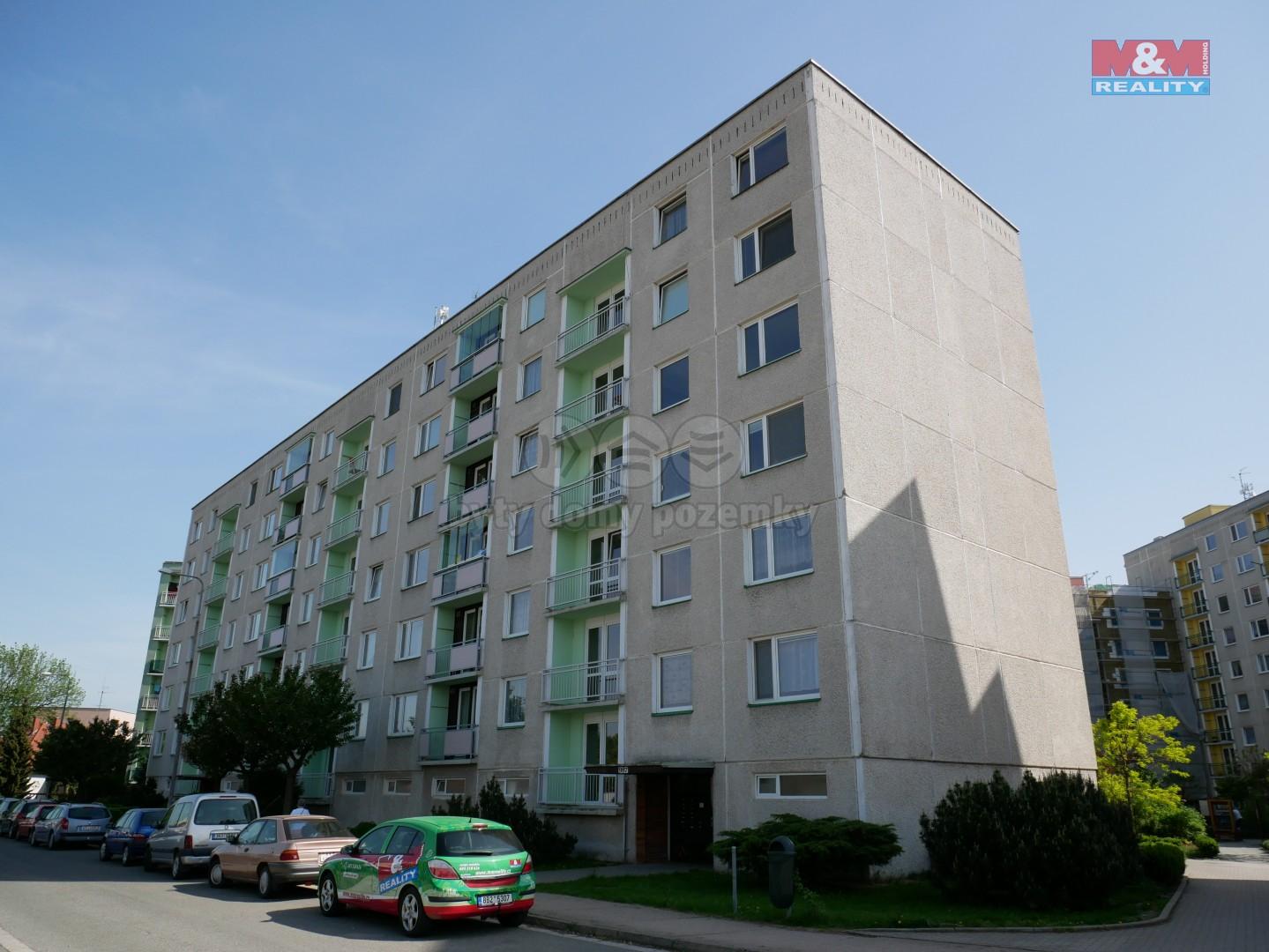 Prodej, byt 3+1, Dobruška, ul. Domašínská