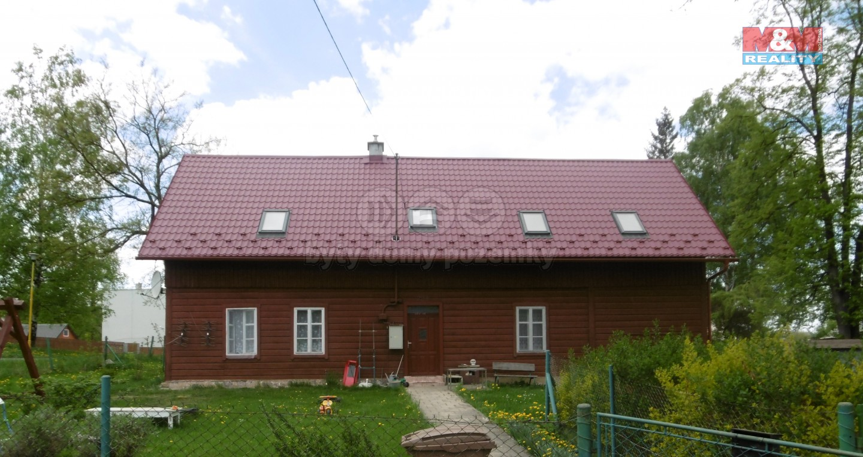 Prodej, rodinný dům, 731 m2, Zlaté Hory