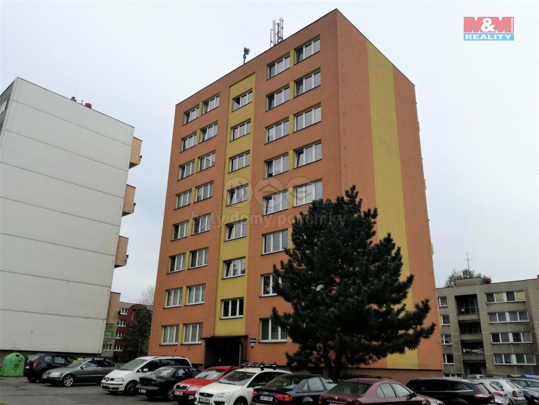Pronájem, byt 1+1, 45 m2, Ostrava, ul. Šimáčkova