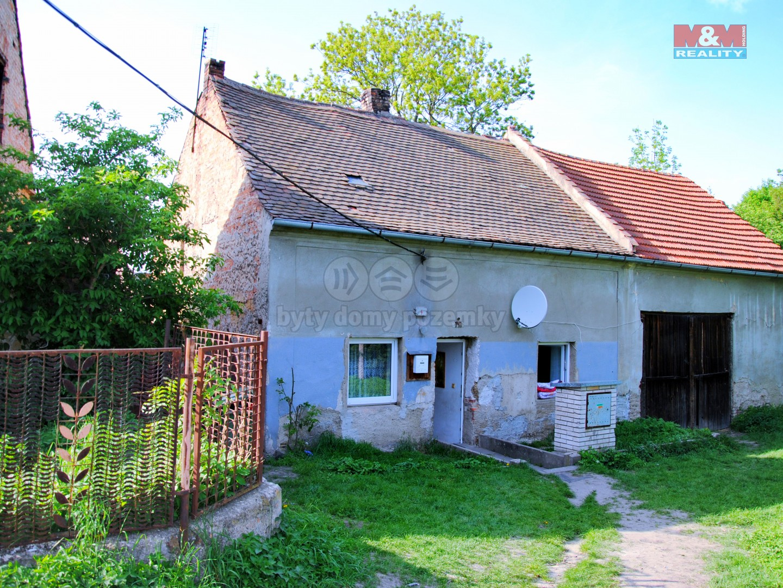 Prodej, rodinný dům 4+1, Vysoké Mýto, ul. Fibichova