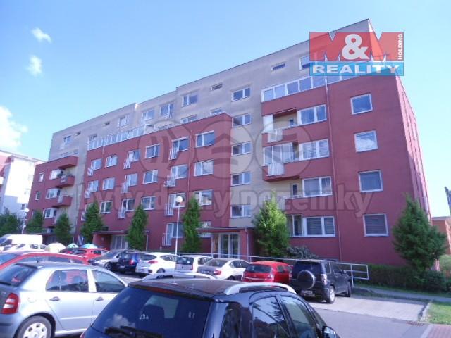 Prodej, byt 2+1, 61 m2, Zlín, ul. Podlesí V