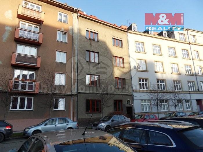 Pronájem, byt 2+1, 84 m2, Moravská Ostrava, ul. Jindřichova