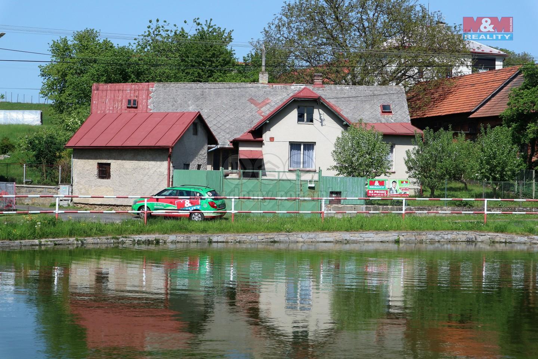 Prodej, rodinný dům, Malčín