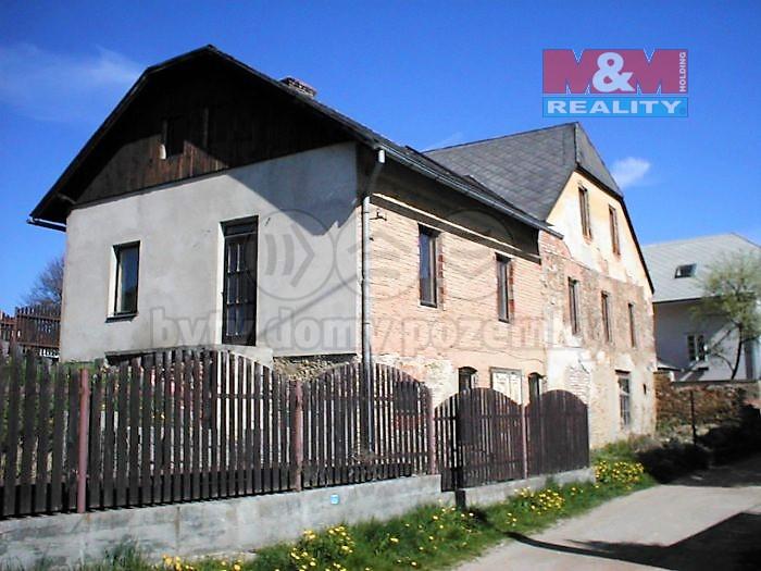 Prodej, rodinný dům, Kamenice nad Lipou