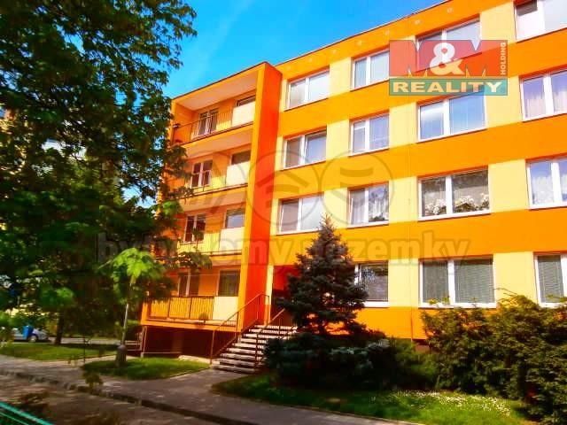 Prodej, byt 2+kk, 44 m2, Louny