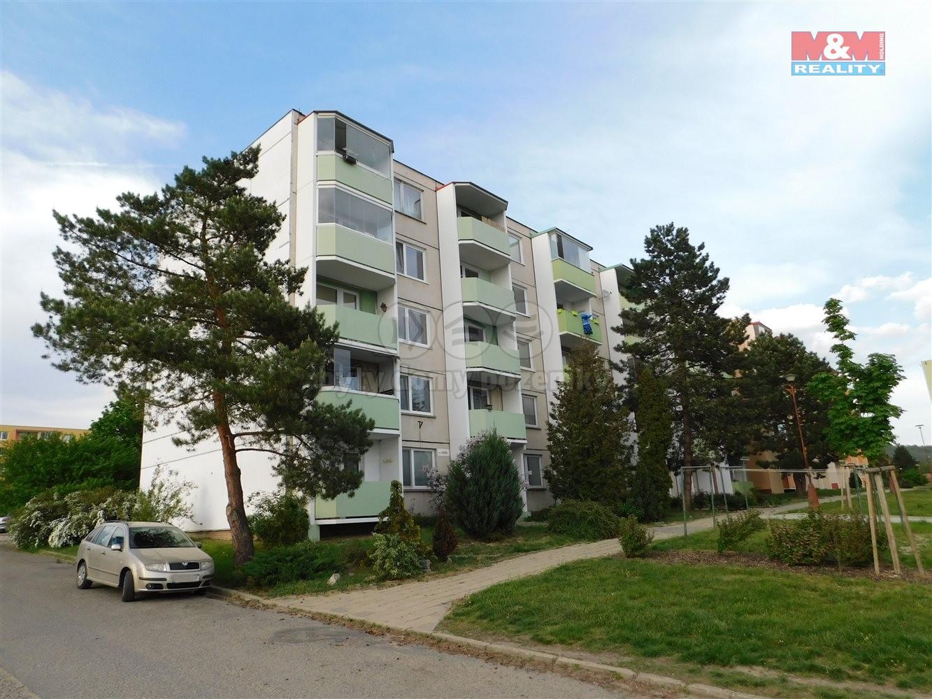 Prodej, byt 3+1, 72 m2, Ivančice