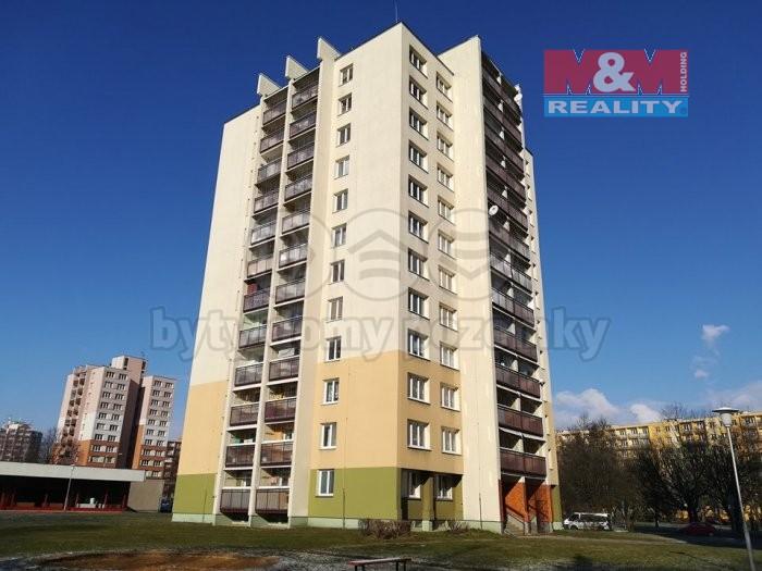 Prodej, byt 1+kk, 32 m2, Ostrava - Poruba, ul. nám. V. Vacka