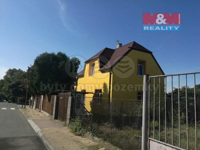 Prodej, rodinný dům, 3+1, 123 m2, Praha 9 - Dolní Počernice