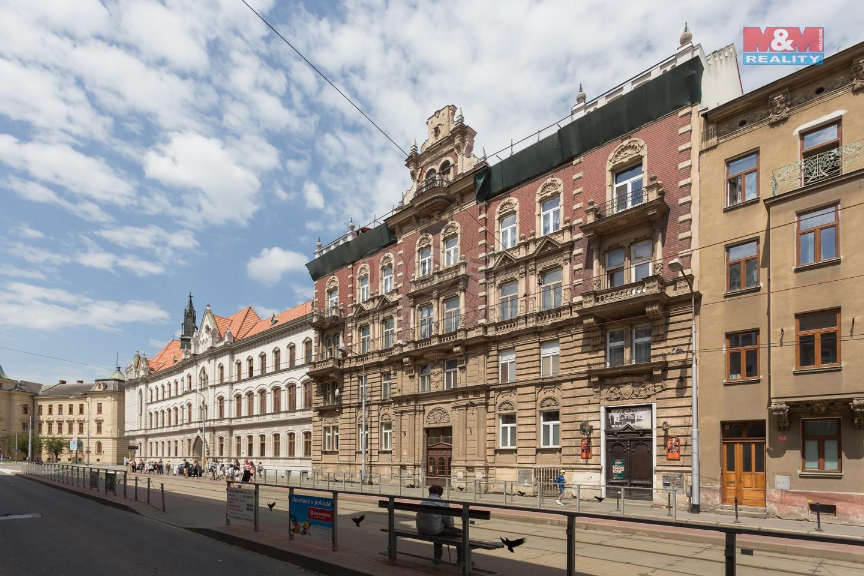 Prodej, byt 5 + 2, 185 m2, Olomouc, Palackého ul, 2x balkon