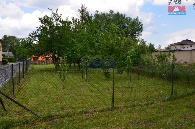 Prodej, Zahrada 449 m2, Město Albrechtice - Opavice