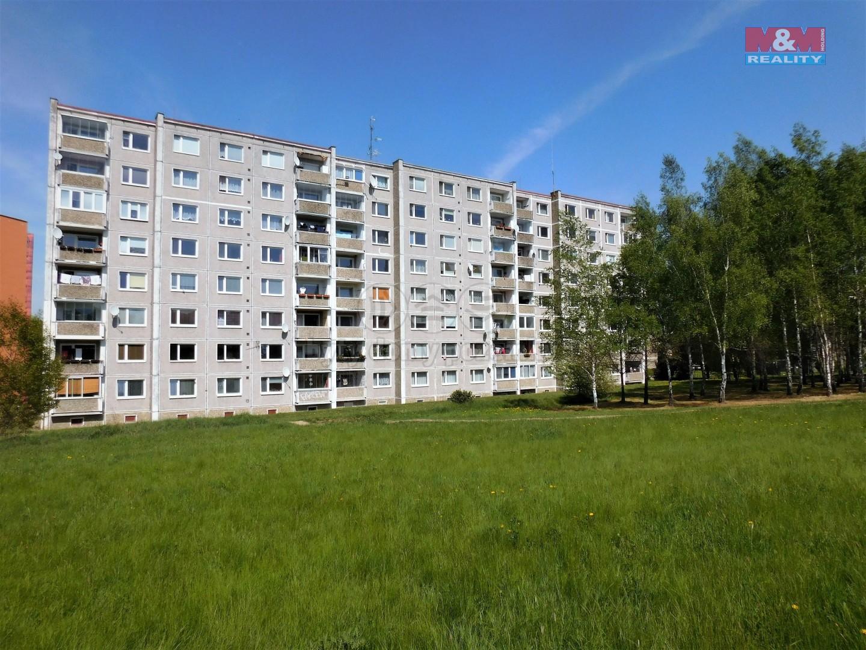 Prodej, byt 3+1, 77 m, Chodov, ul. Luční
