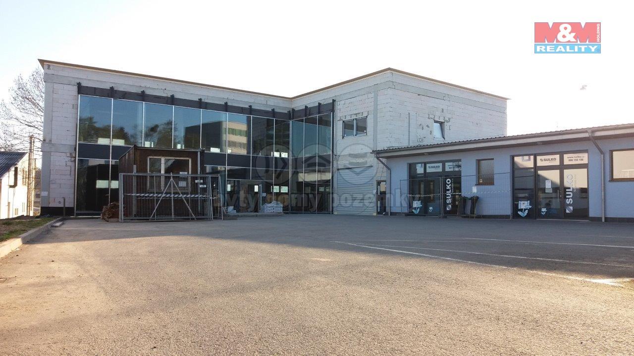 Pronájem, obchodní prostory, 800 m2, Opava, ul. Krnovská