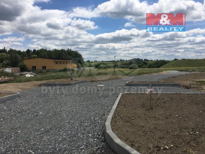 Prodej, pozemek, 1027 m2, Velká Hleďsebe