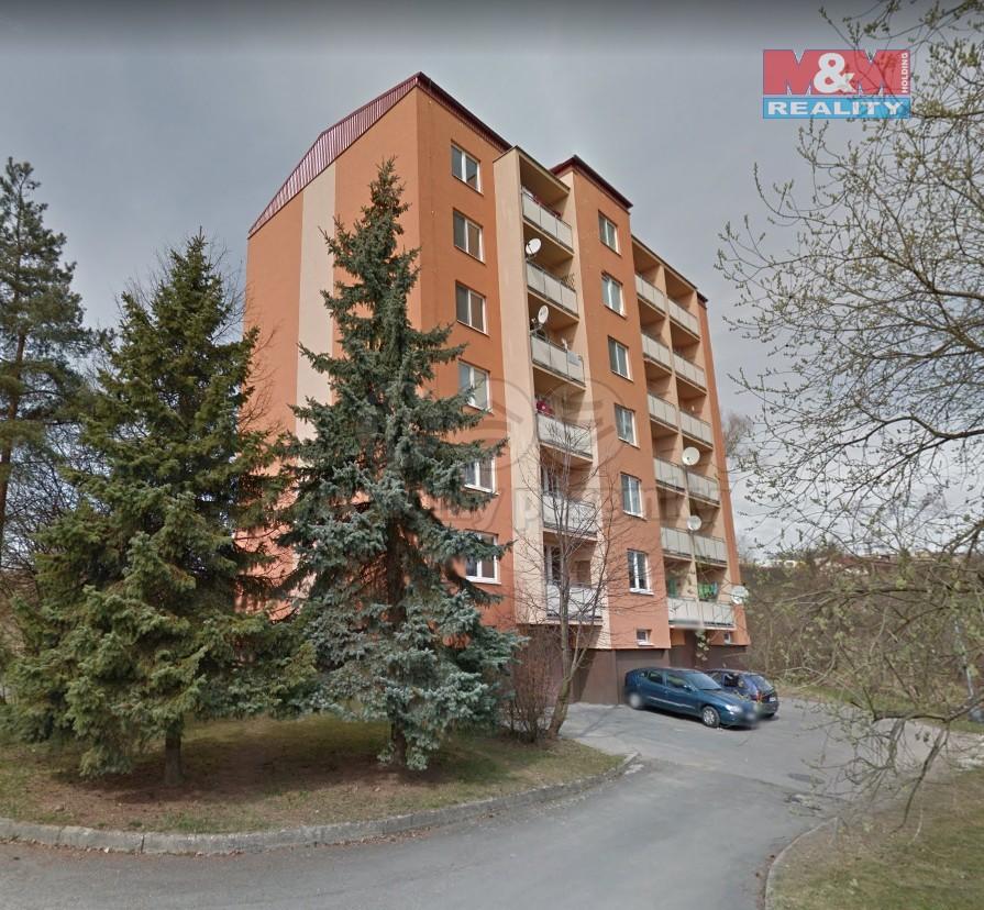 Prodej, byt 2+kk, 40 m2, Bílovec