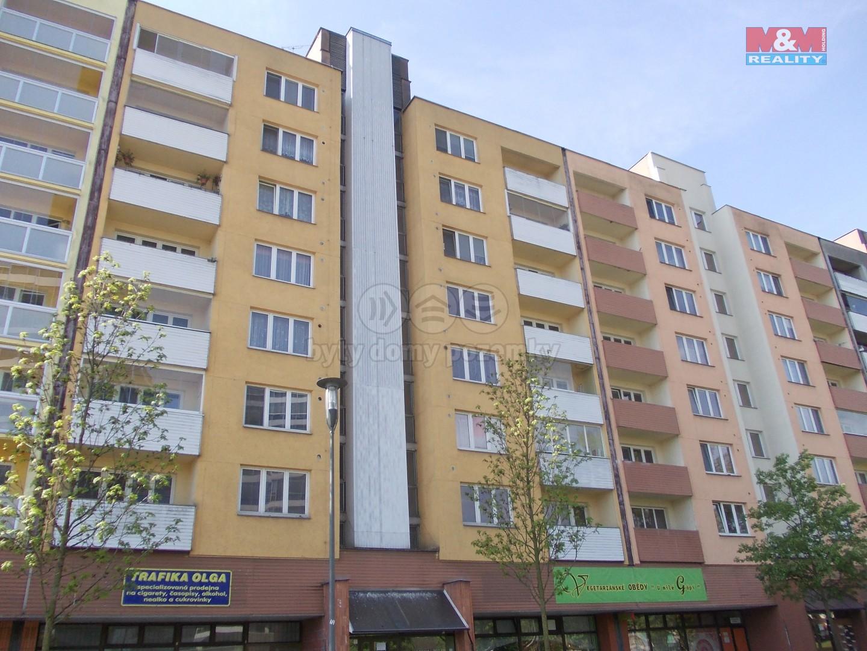Pronájem, byt 3+1, 80 m2, Ostrava - Moravská Ostrava