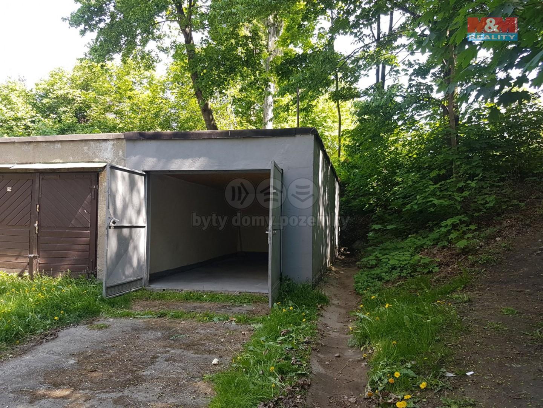 Prodej, garáž, 18 m2, Ostrava, ul. Bohumínská
