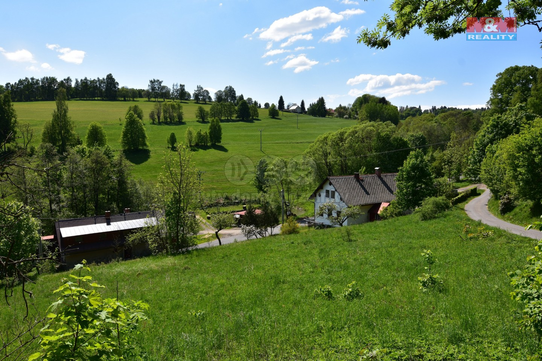 Prodej, zahrada, orná půda, 5689 m2, Vysoké nad Jizerou