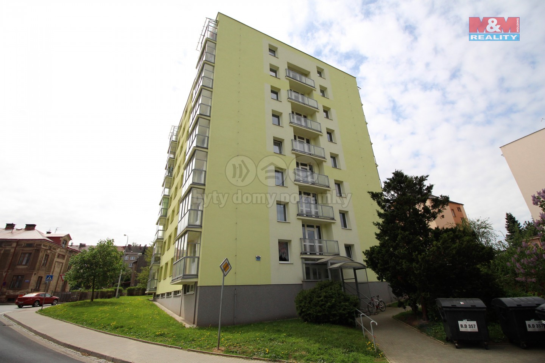 Prodej, byt 1+1, Trutnov - Kryblice