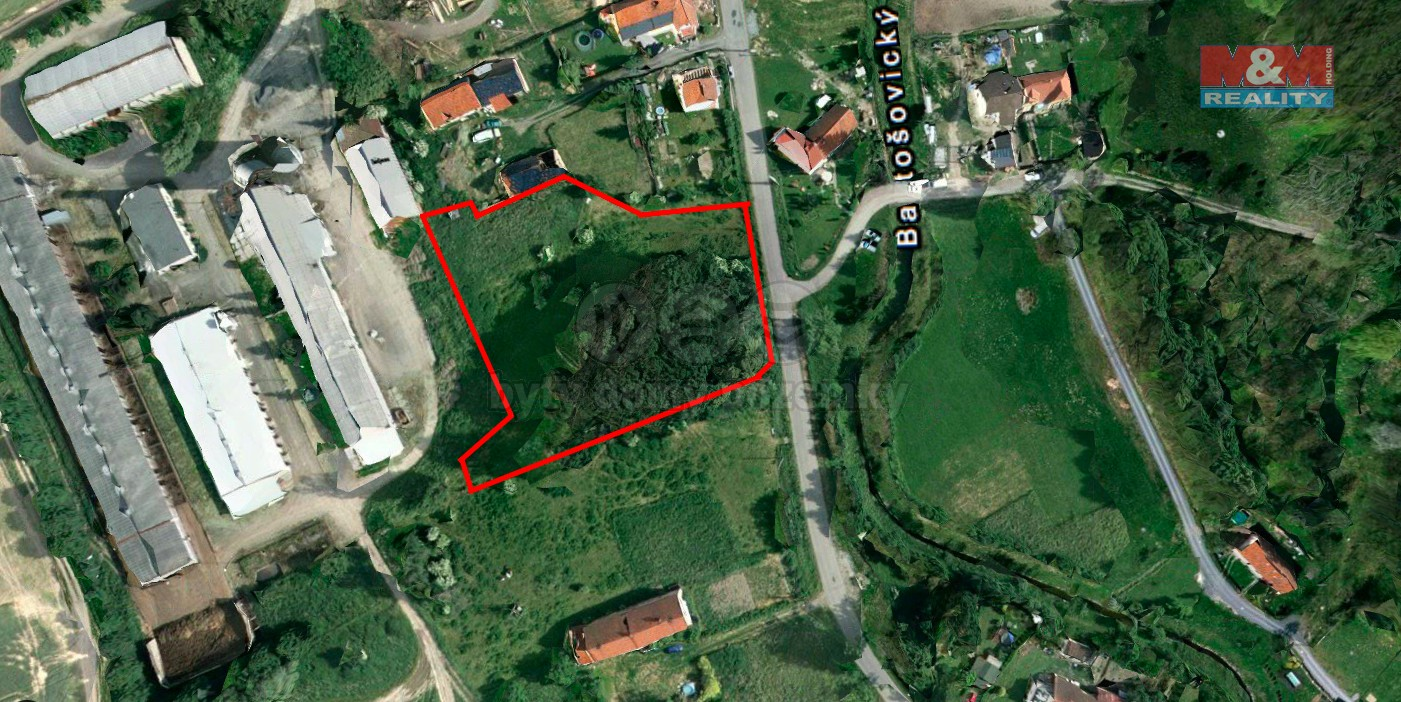 Prodej, pozemek, Bartošovice, okr. Nový - Jičín