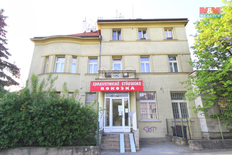 Pronájem, zdravotnická ordinace, 56 m2, Praha 8 - Libeň