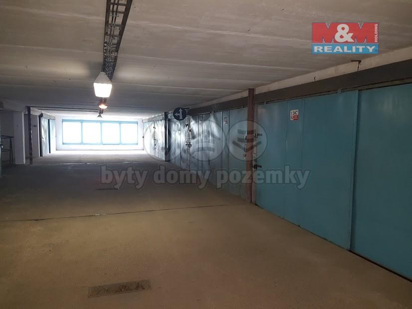 Prodej, garáž, 20 m2, Ostrava - Zábřeh, ul. Pavlovova
