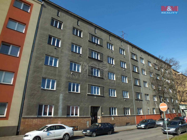 Prodej, byt 1+1, 41 m2, Ostrava, ul. Myslbekova