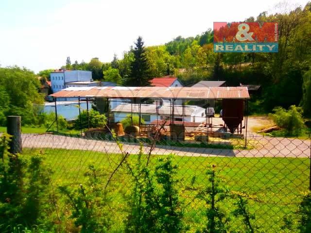 Prodej, ranč s pozemky, 9049 m2, Libochovice-Poplze