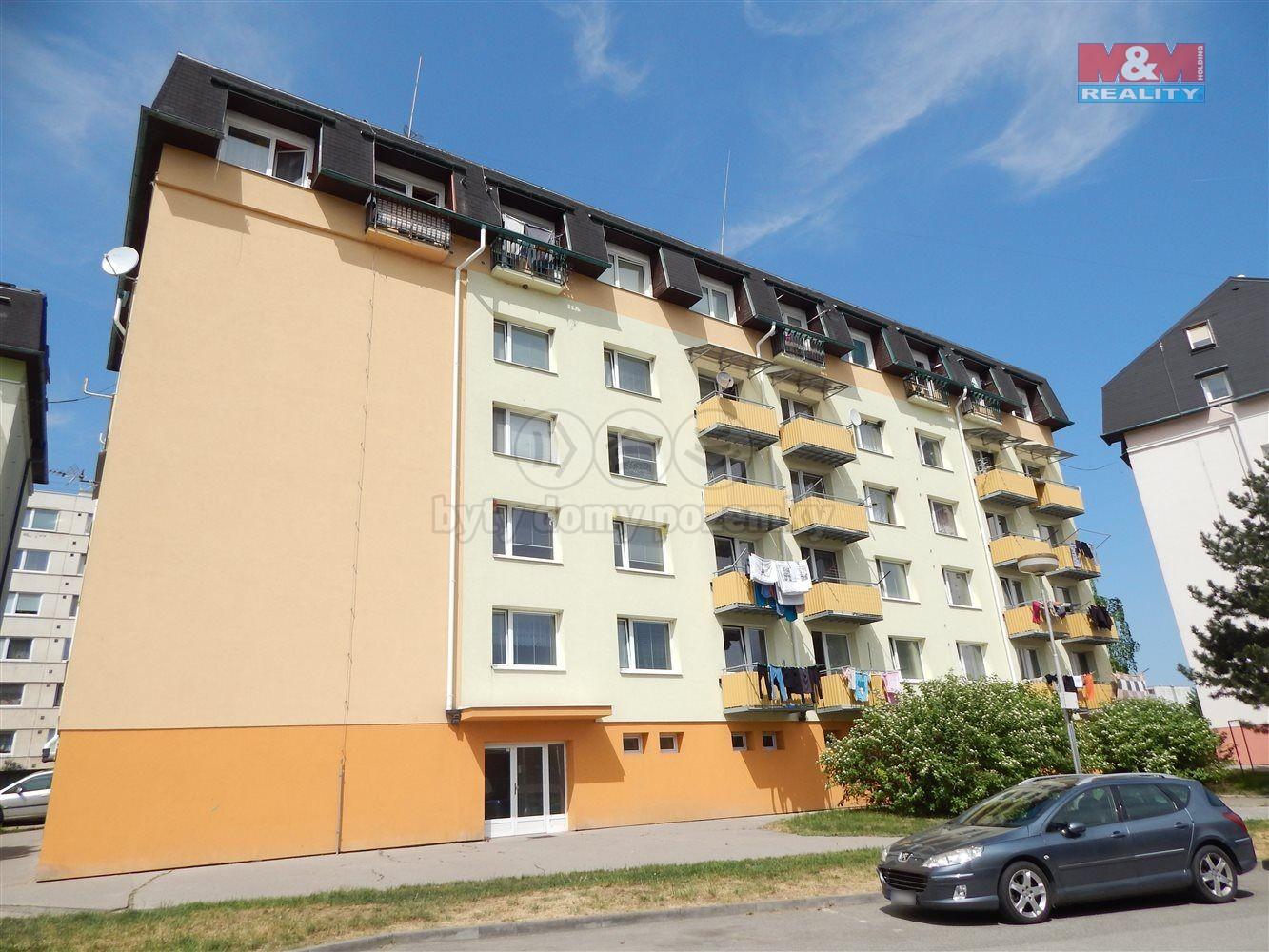 Prodej, byt 3+kk, Rosice, ul. Kaštanová