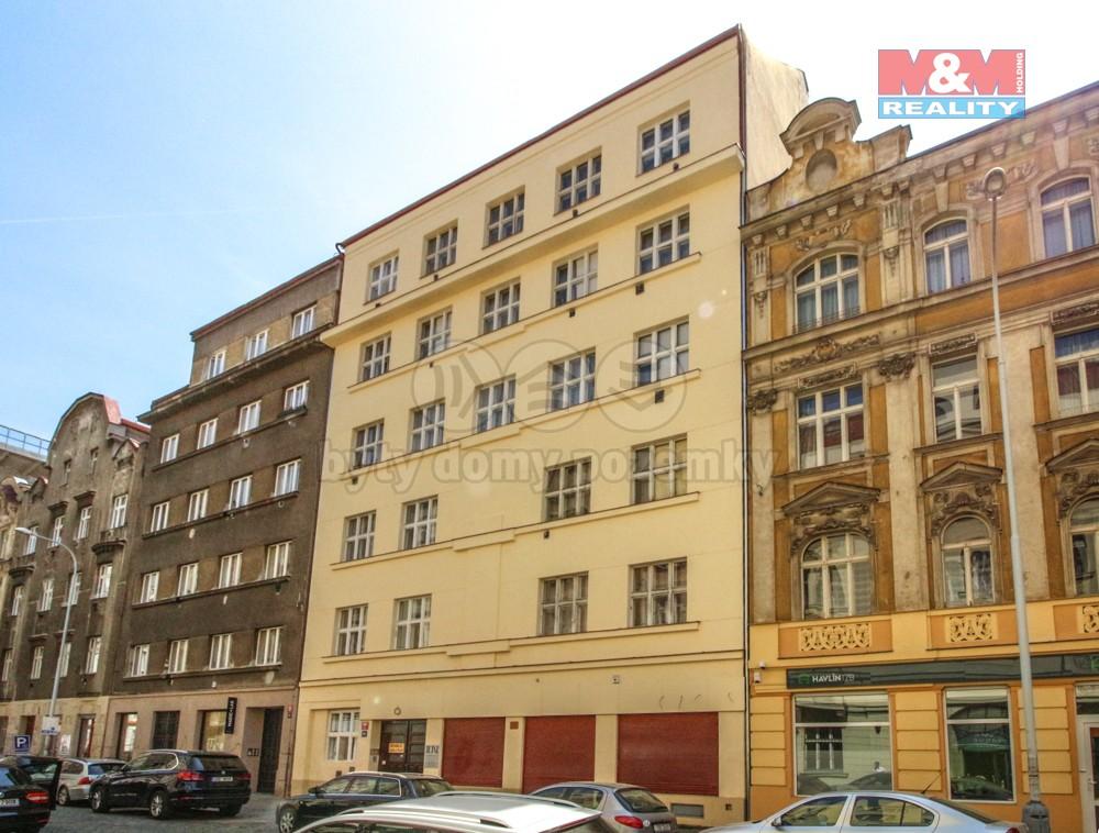 Pronájem, obchodní prostory, 51 m2, Praha