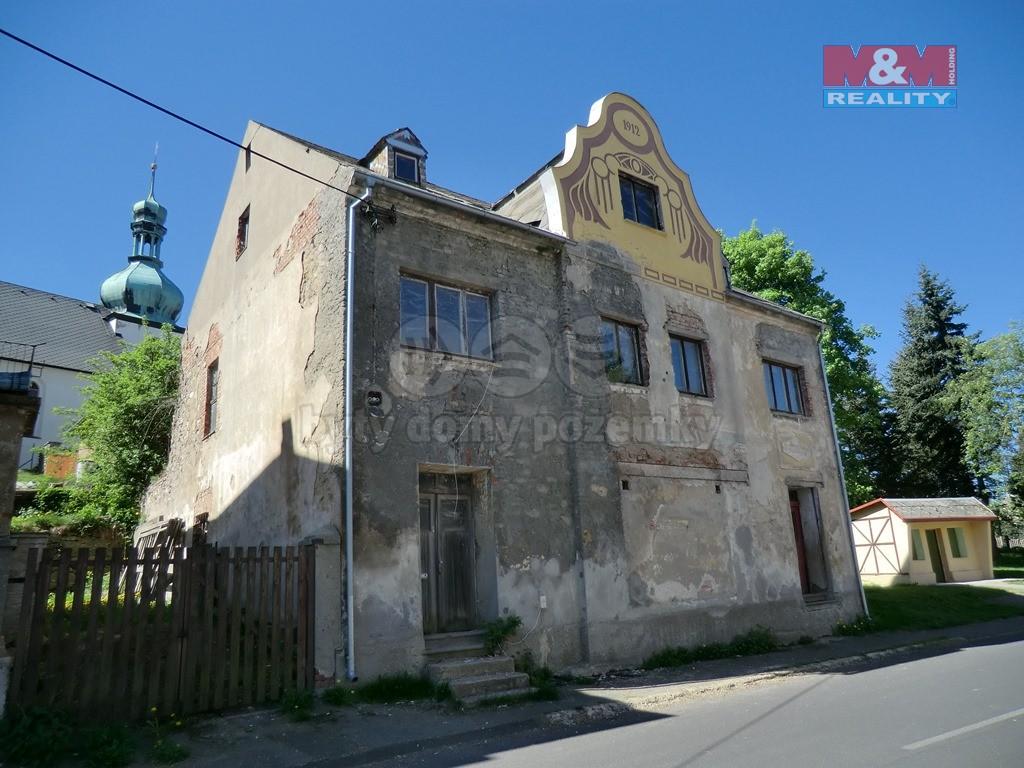 Prodej, rodinný dům 5+1, 402 m2, Hora Svaté Kateřiny