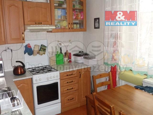 Prodej, byt 2+1, 52 m2, Ostrava - Poruba
