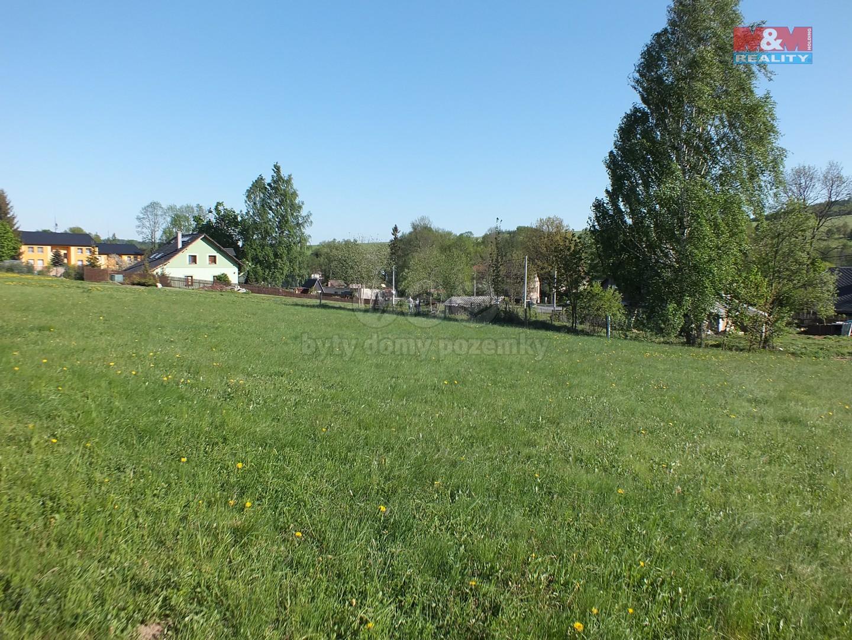 Prodej, stavební pozemek 969 m2, Dolní Moravice