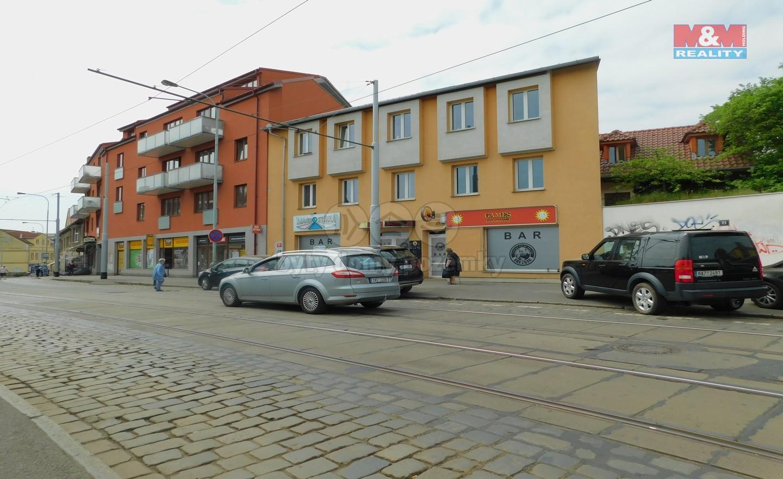 Pronájem, obchod a služby, 151 m2, Praha 8, ul. Klapkova