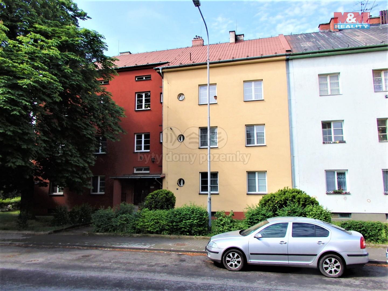 Prodej, byt 1+1, 53 m2, Ostrava, ul. Nedbalova